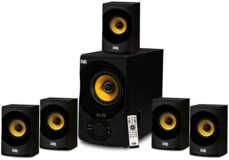 Acoustic Audio AA5170 Home Theater 5.1 Bluetooth Speaker
