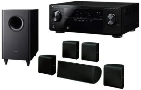 Pioneer HTP-071 5.1 Channel Home Theater System