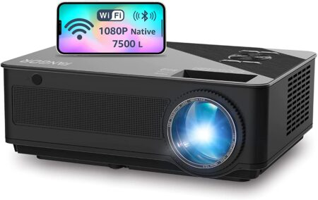 Native 1080P Full HD Theater Movie Projector